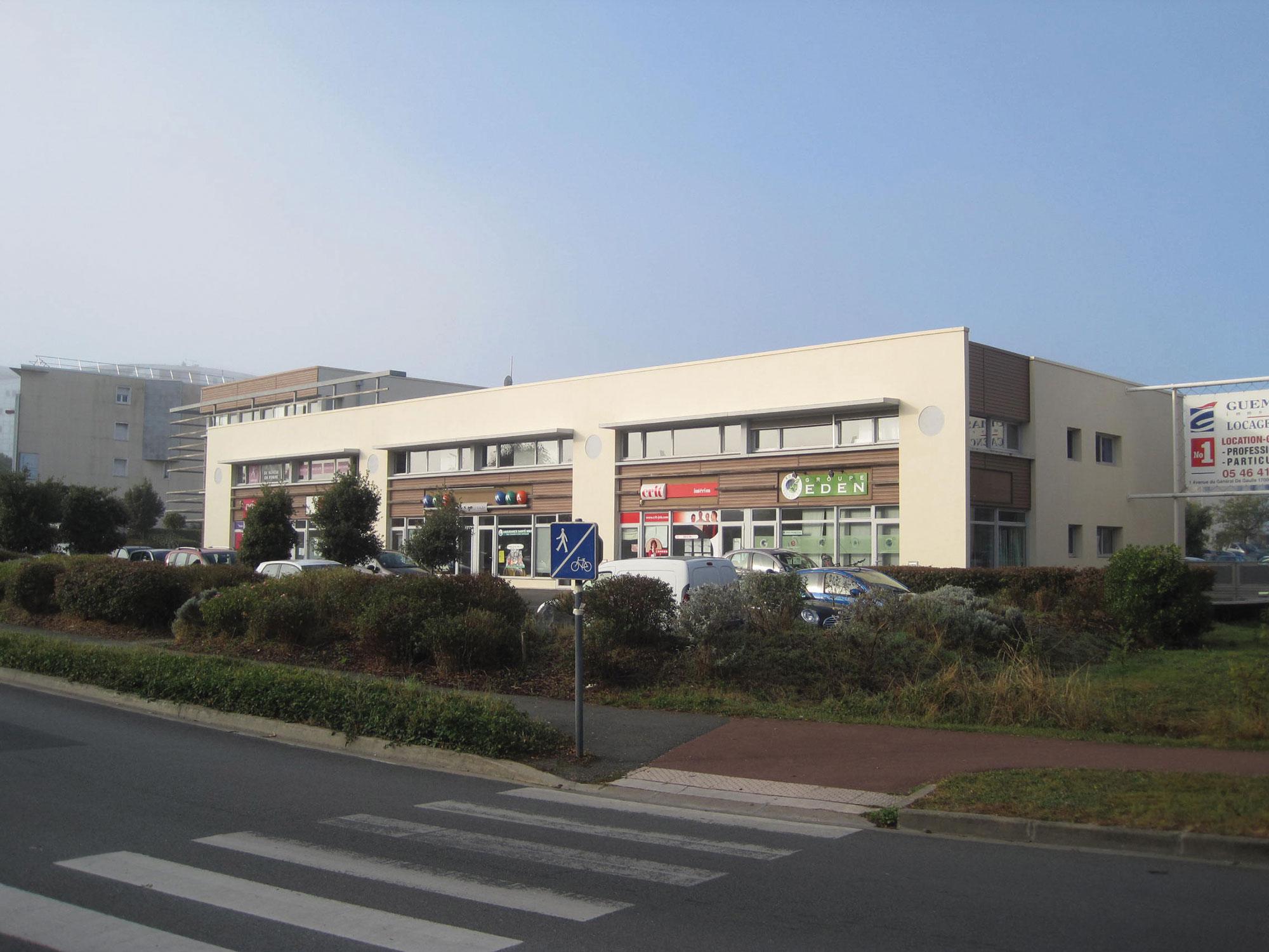 Bureaux 208 m2 – La Rochelle