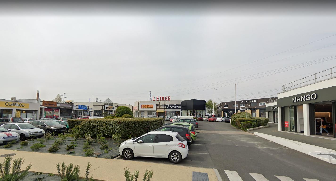 Bureaux 980 m² – Puilboreau – Beaulieu