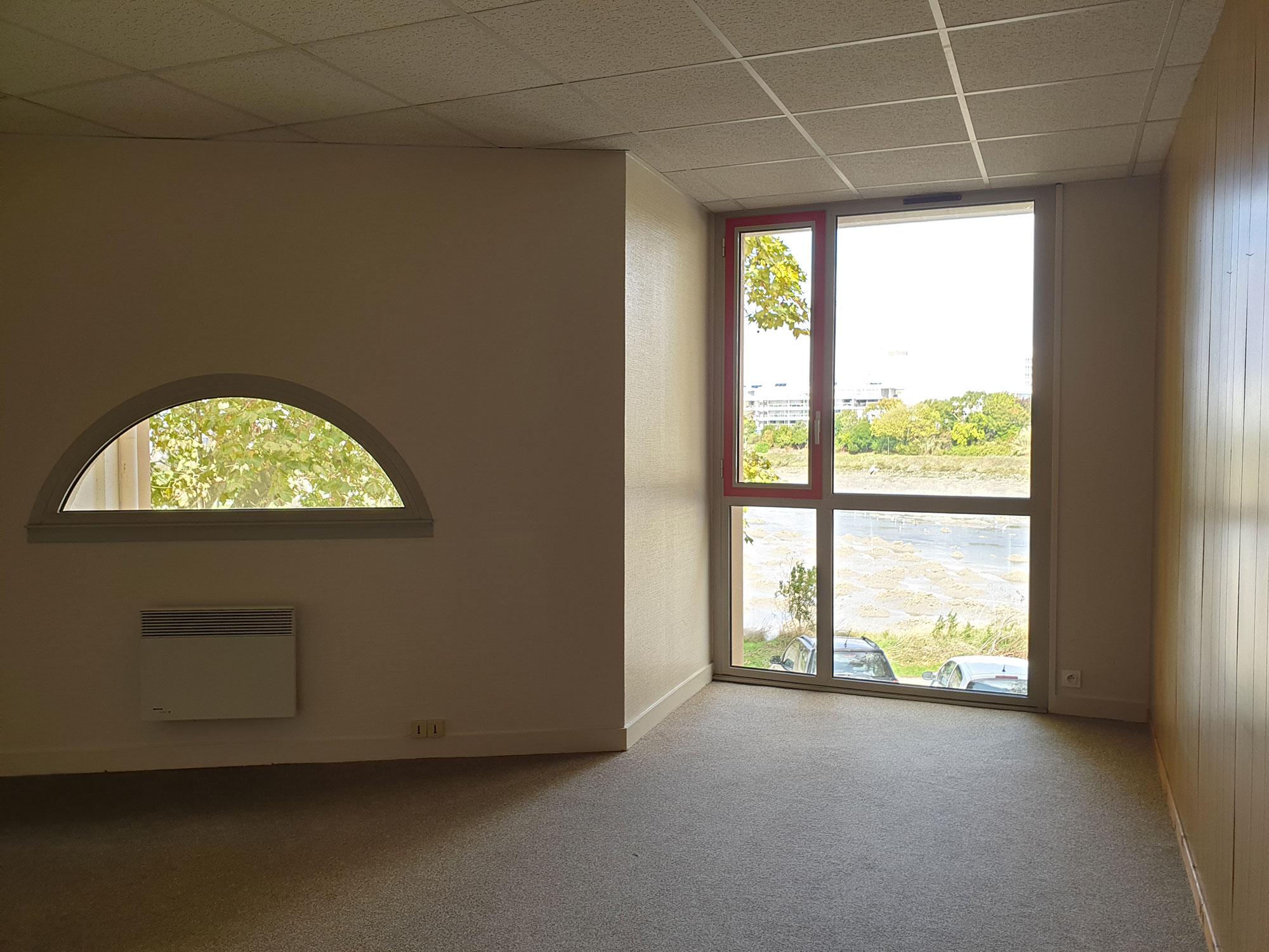 Bureaux 42 m² – La Rochelle