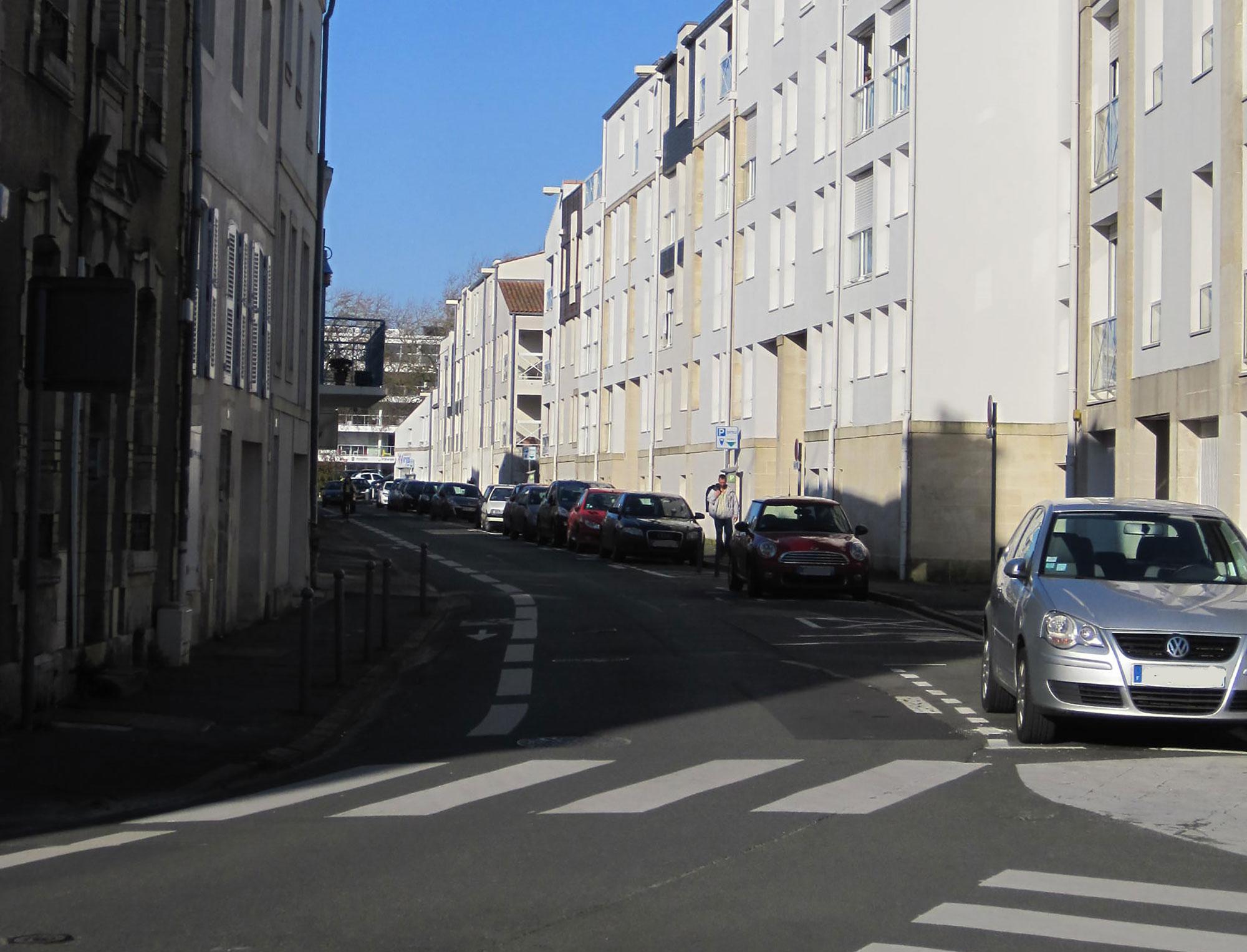 A louer Garage – La Rochelle