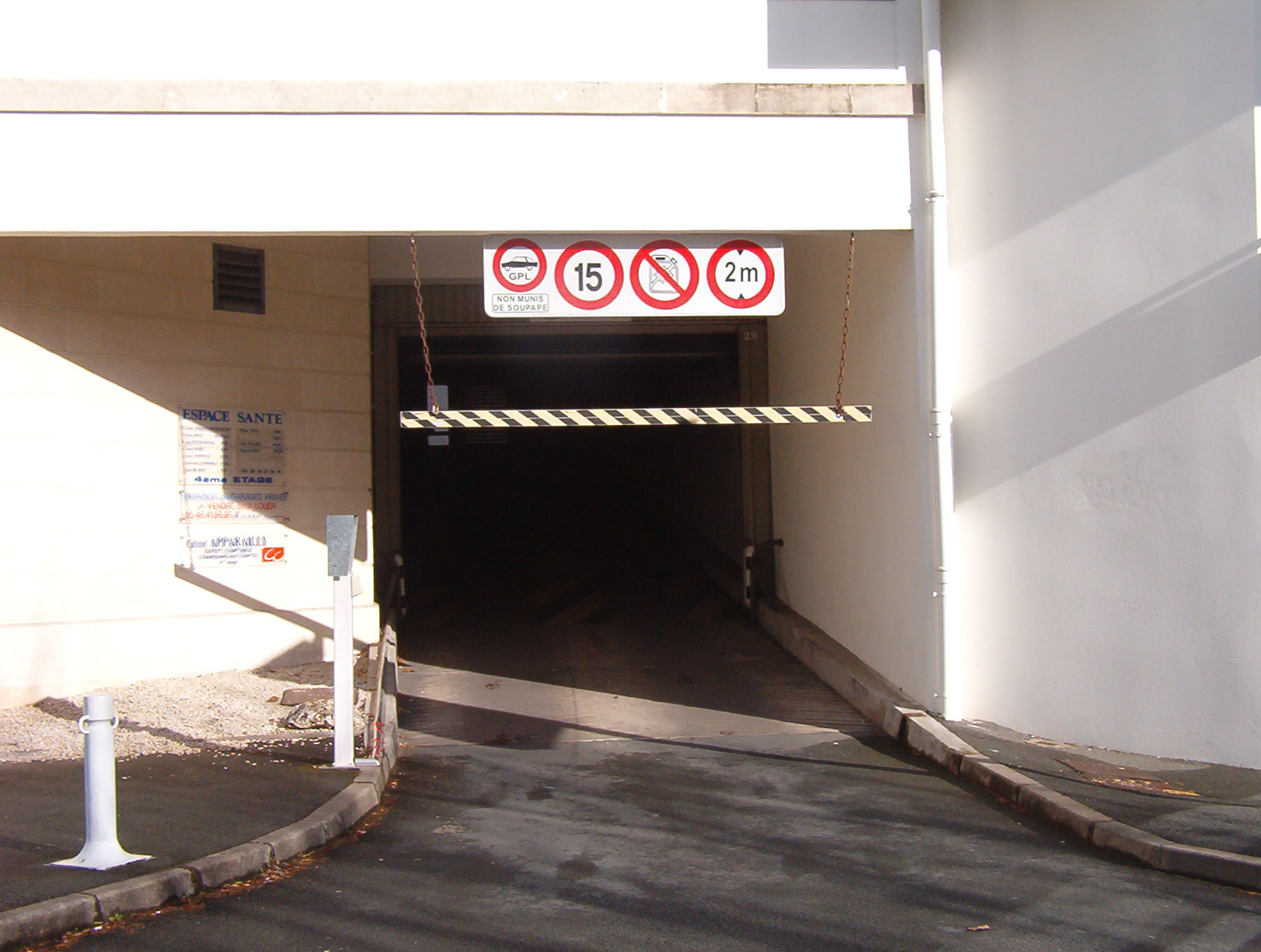 A louer Parking – La Rochelle
