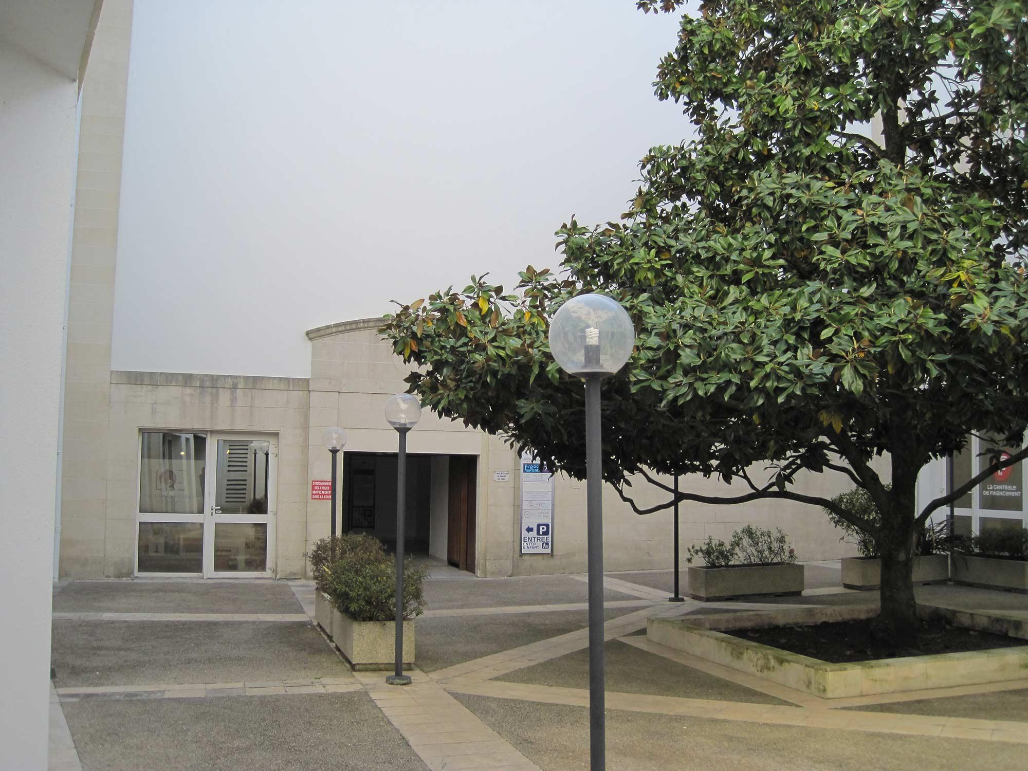Bureaux La Rochelle – Résidence Le Bastion – 170 m²